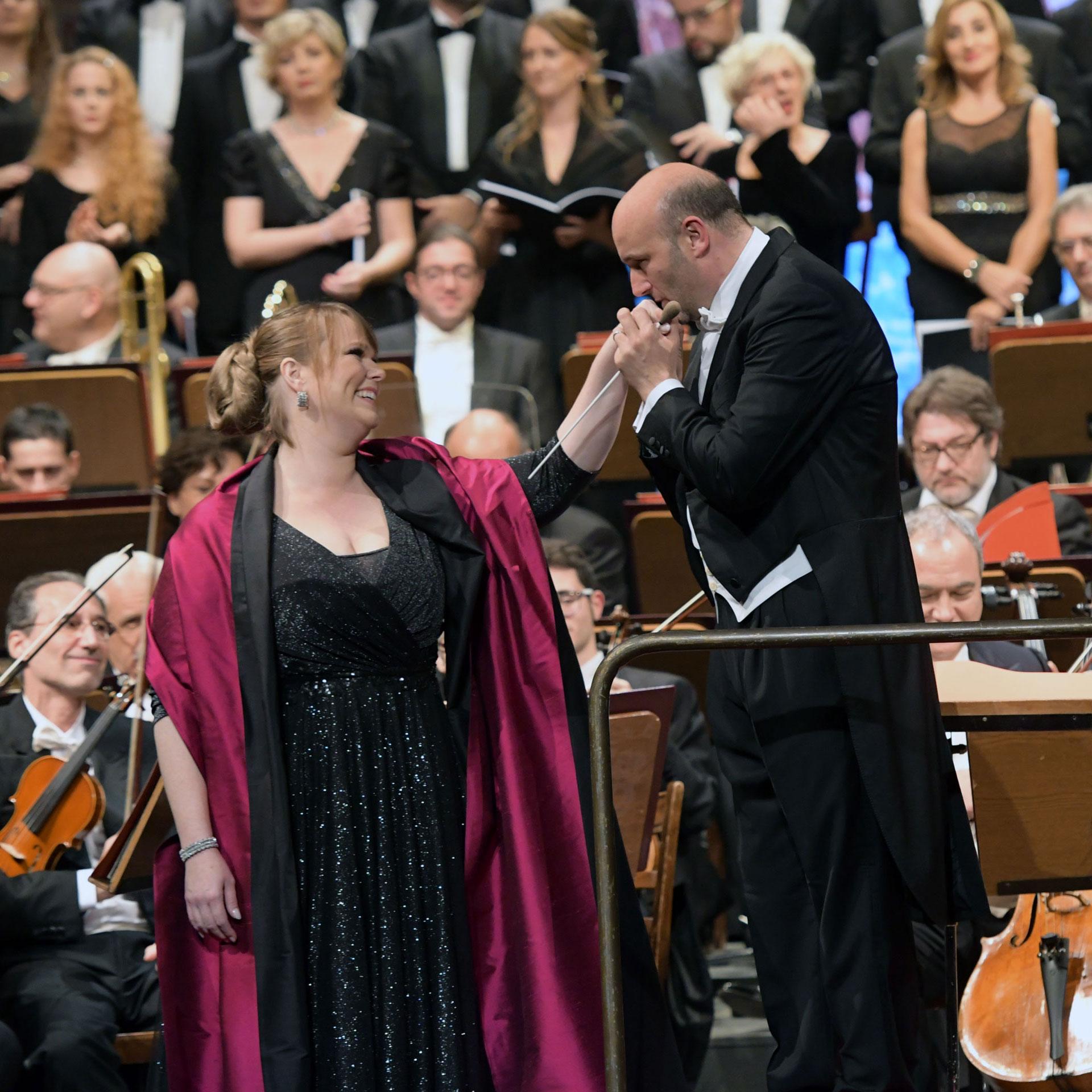 The culture of opera. D'orica at the Donizetti Opera Festival 2018.